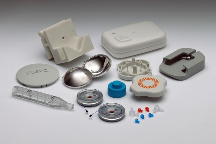 Injection Molded Medical Device Components