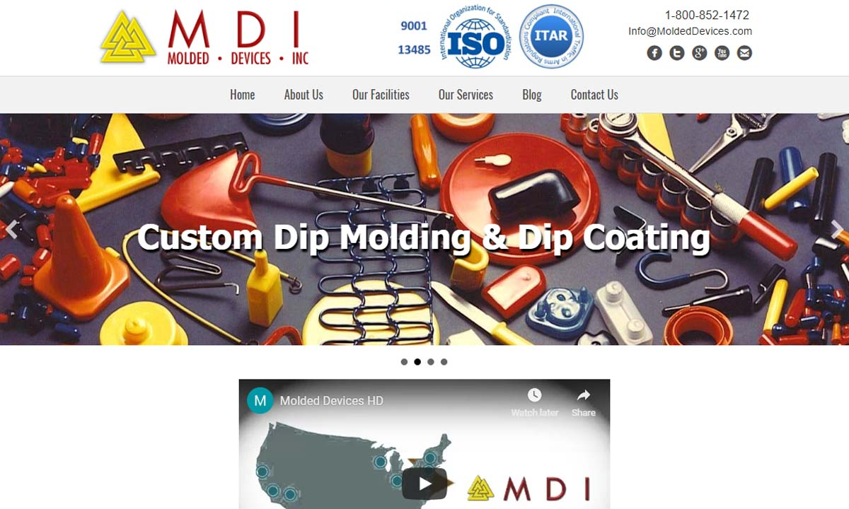 Molded Devices, Inc.