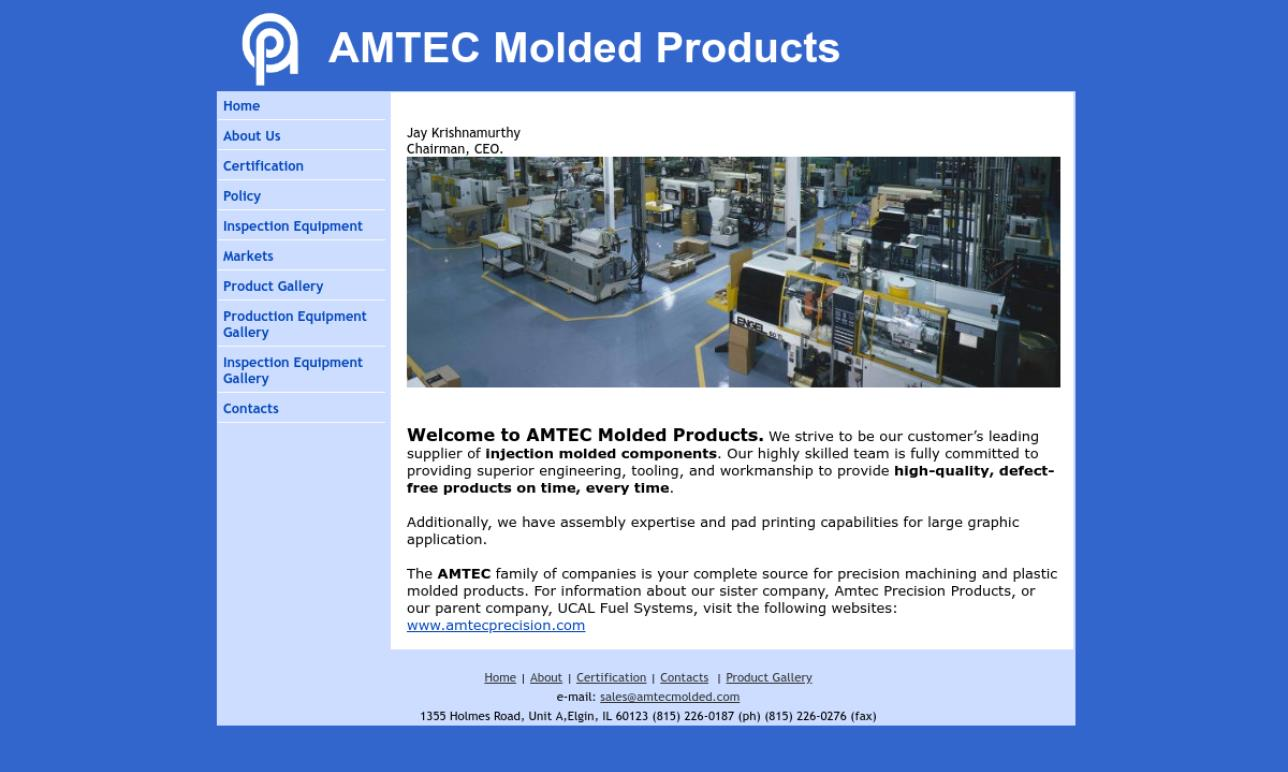 AMTEC Molded Products