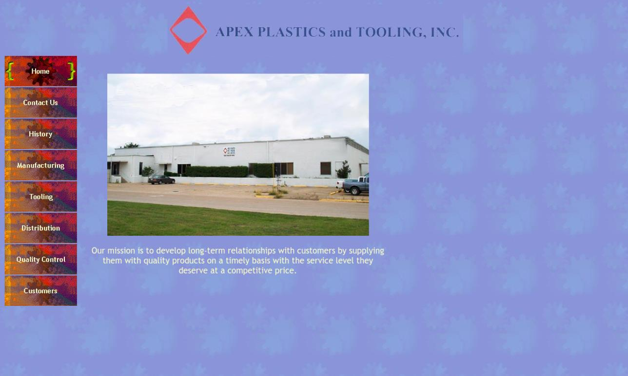 Apex Plastics & Tooling, Inc.
