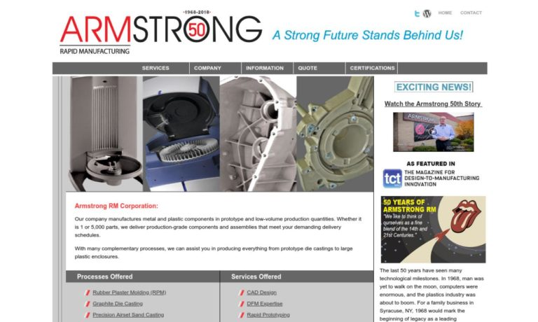 Armstrong Mold Corporation