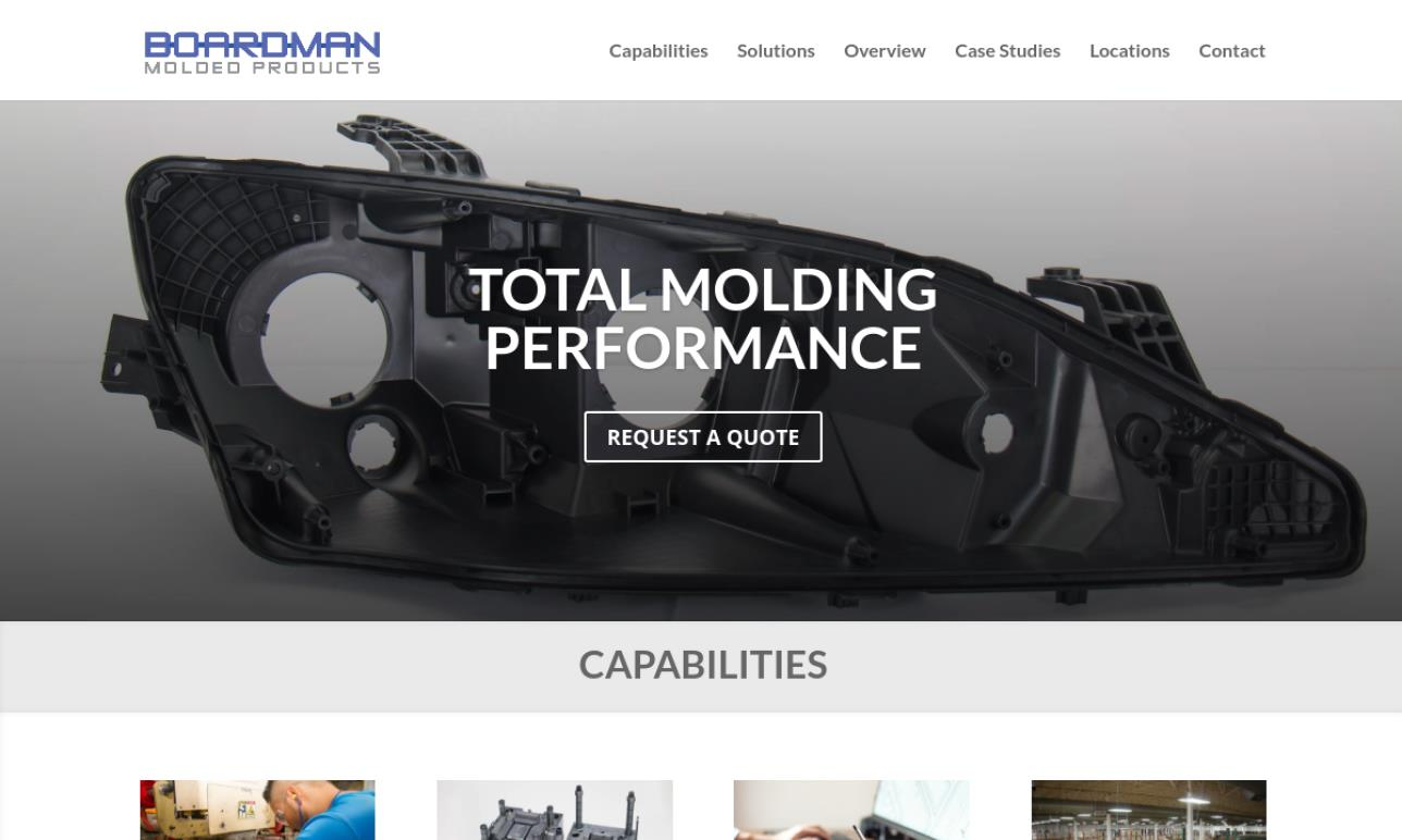 Boardman Molded Products, Inc.