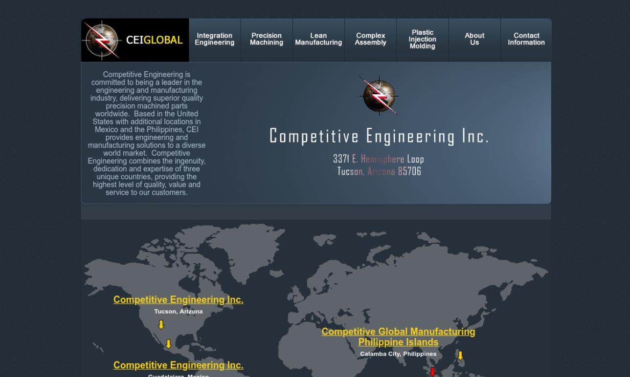 Competitive Engineering, Inc.