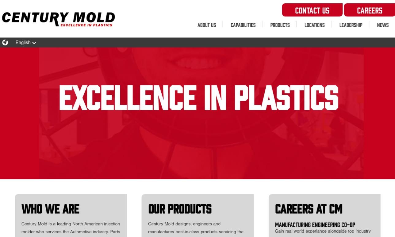 Century Mold Co. Inc.