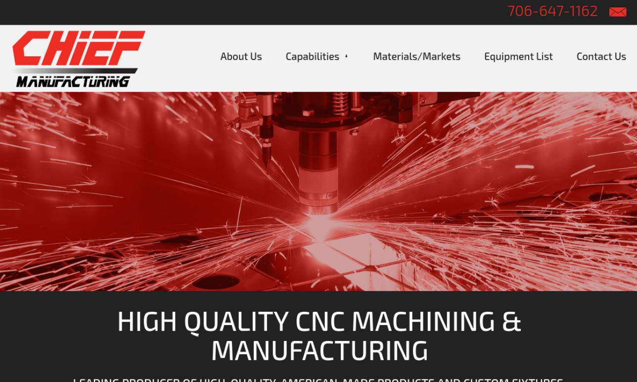 Chief Manufacturing, Inc.