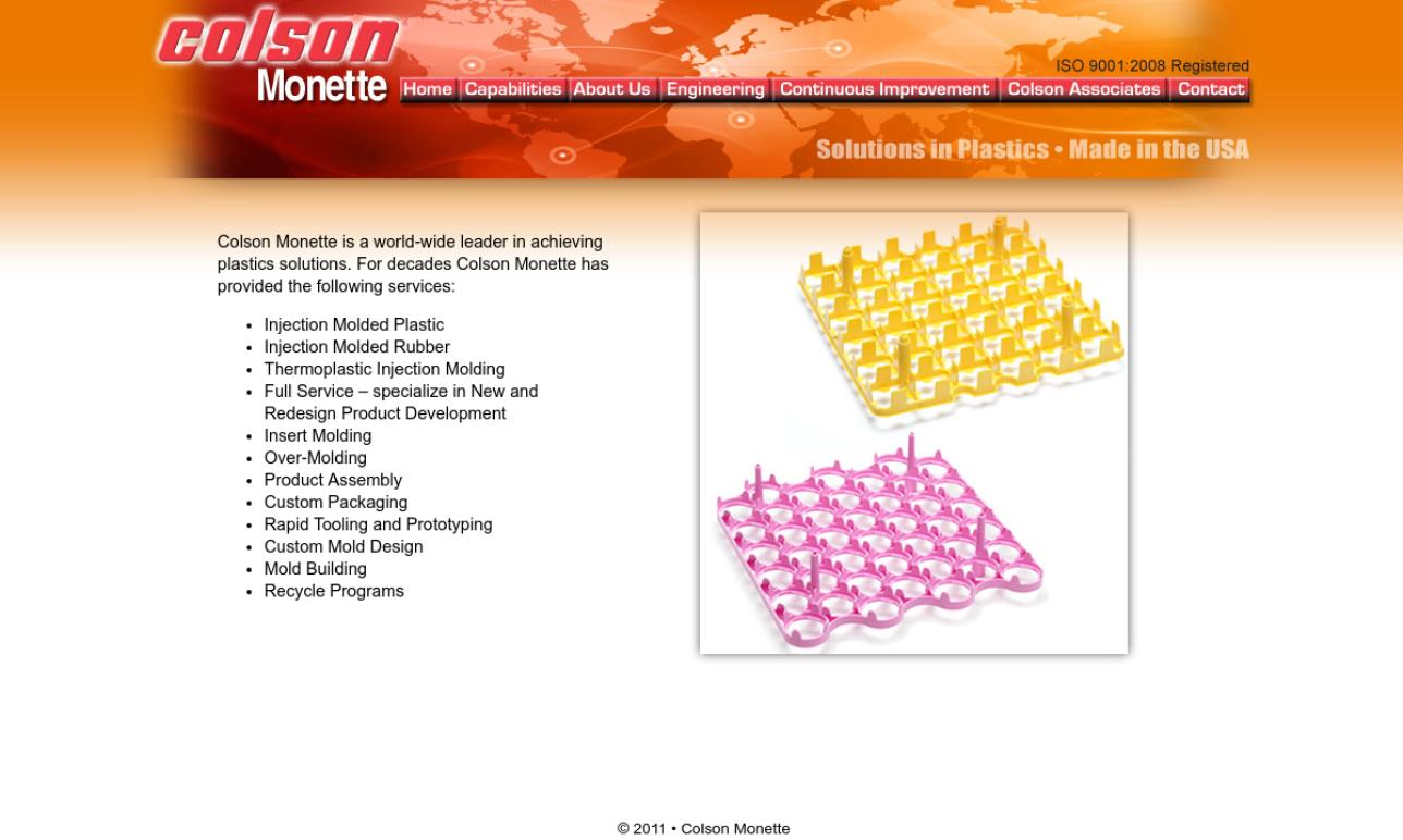 More Injection Molded Plastics Company Listings