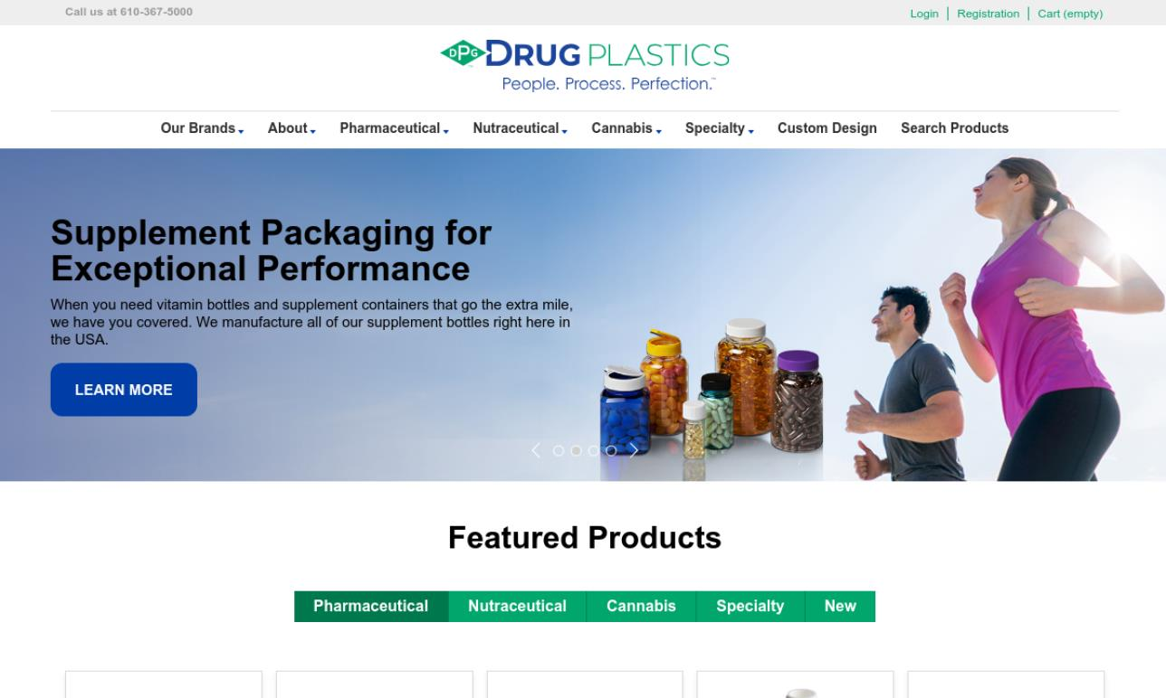 Drug Plastics & Glass Co, Inc.