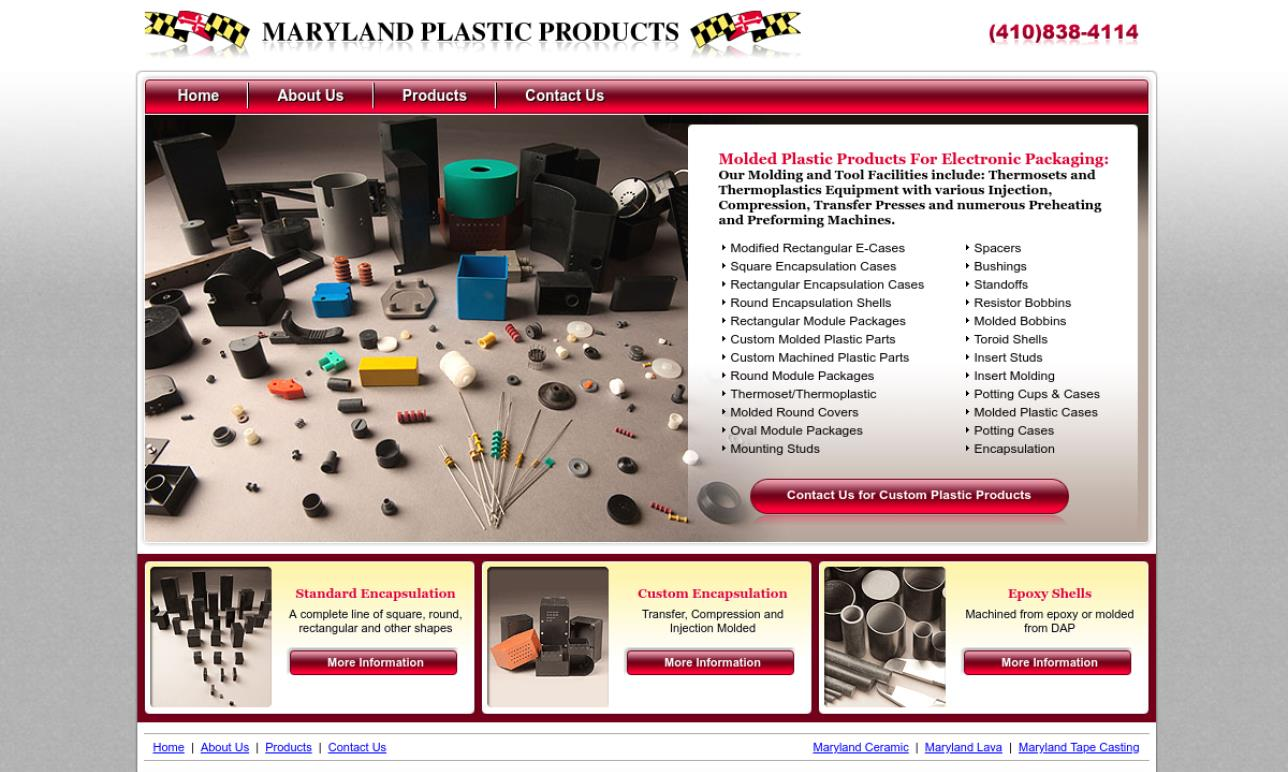 Maryland Plastic Products