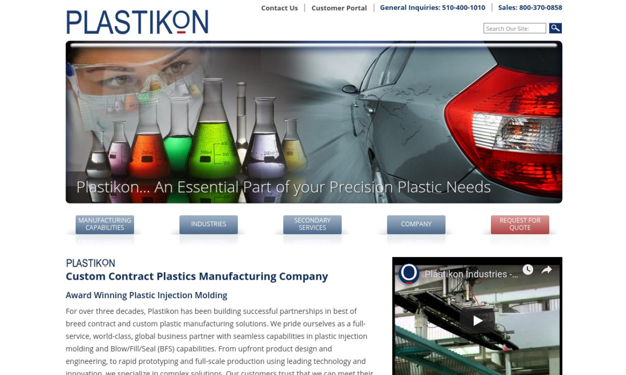 Plastikon Industries, Inc.
