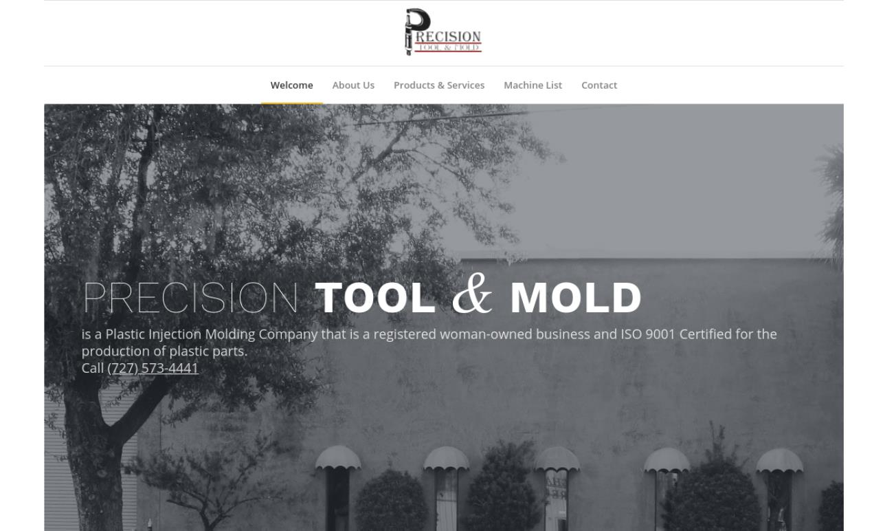 Precision Tool & Mold Inc.