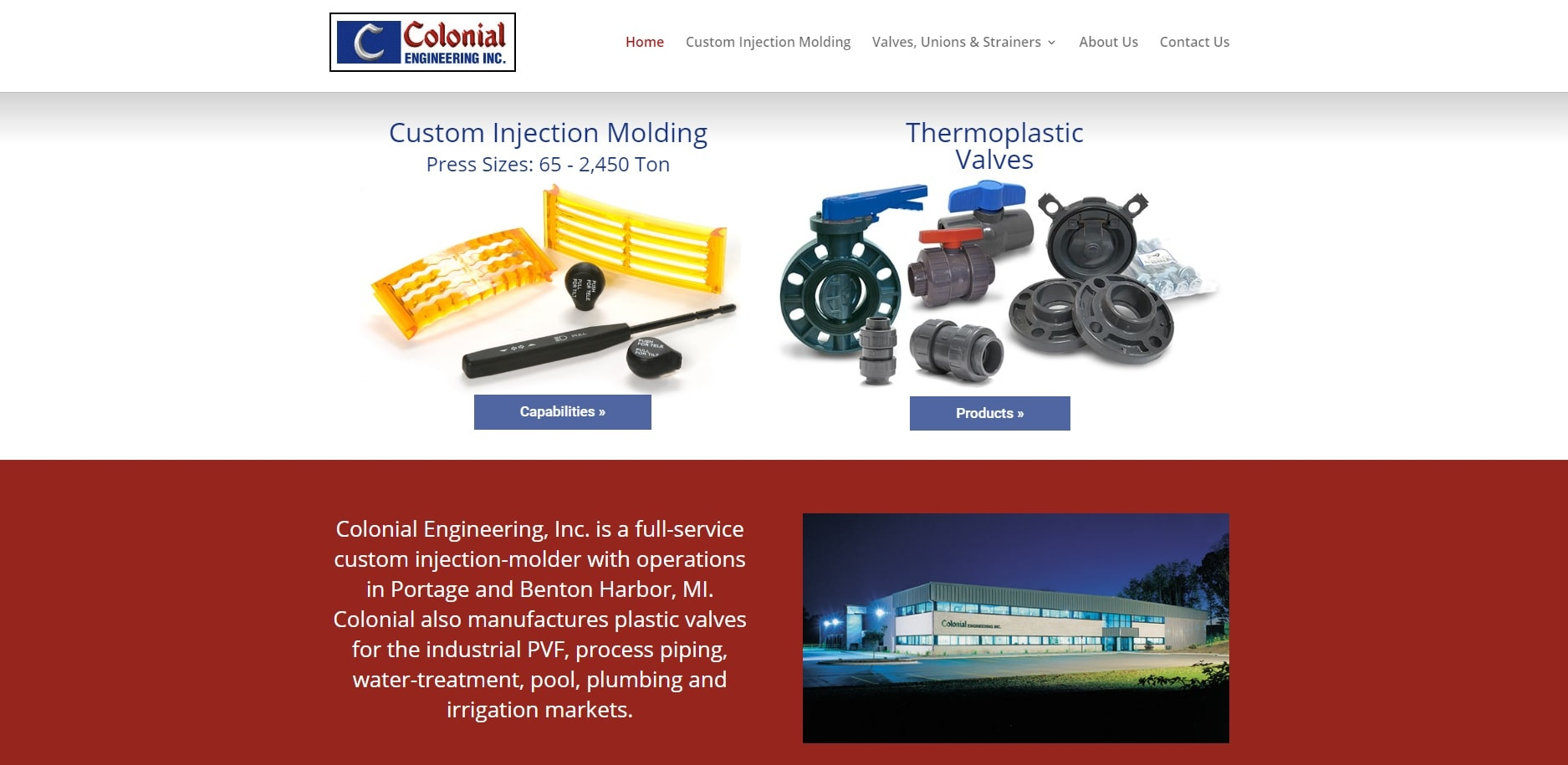 Colonial Engineering Inc.